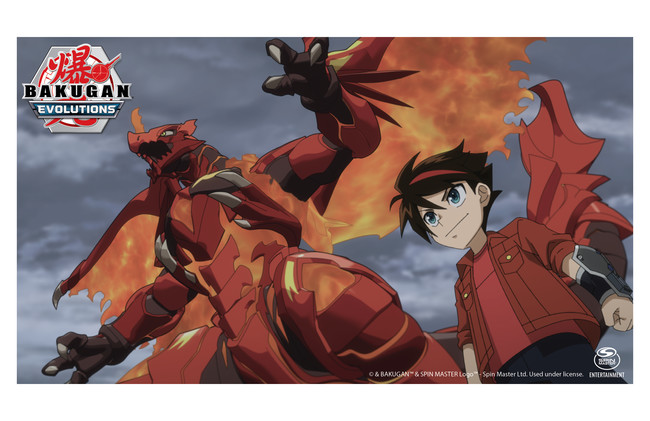 Bakugan: Evolutions Anime Debuts in Early 2022