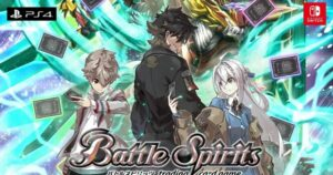 Battle Spirits: Connected Battlers PS4, Switch Game Launches on January 20, 2022
