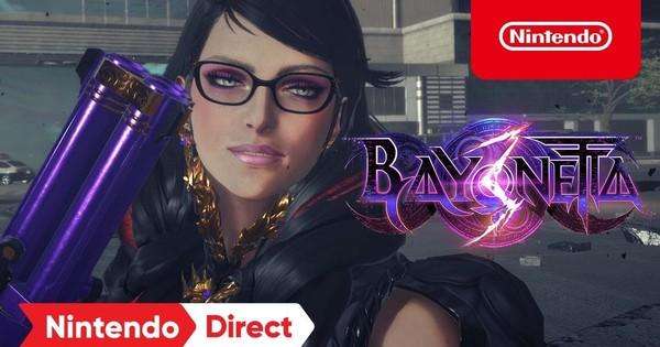 Bayonetta 3 Game's Trailer Reveals Gameplay, 2022 Launch