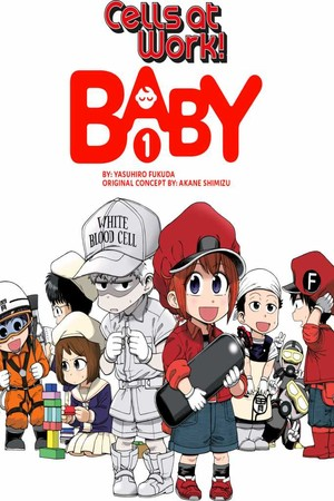 Cells at Work Baby Manga Ends in 2 Chapters