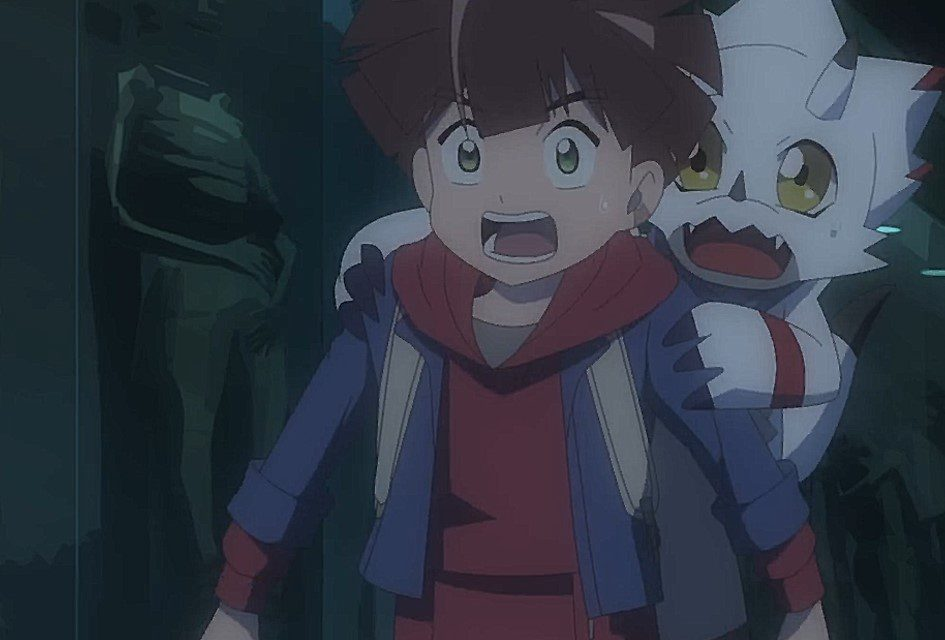 Digimon Ghost Game Episode 3