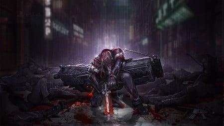 Gungrave G.O.R.E Game's Trailer Features Gameplay