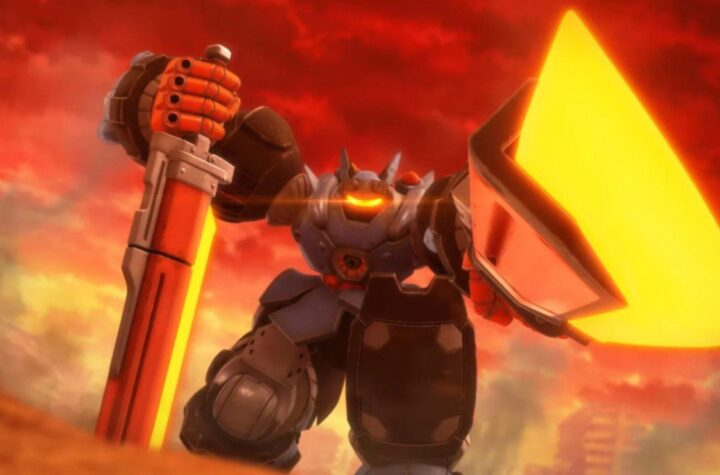Megaton Musashi Episode 2