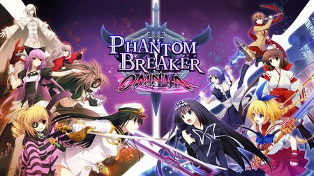 Phantom Breaker: Omnia Game Delayed to Early 2022