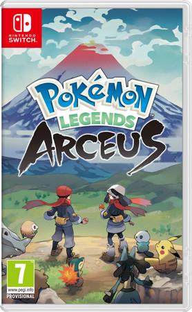 Pokémon Legends: Arceus Game's Trailer Reveals New Pokémon Kleavor
