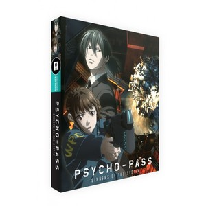 Psycho-Pass: Sinners of the System Released Monday