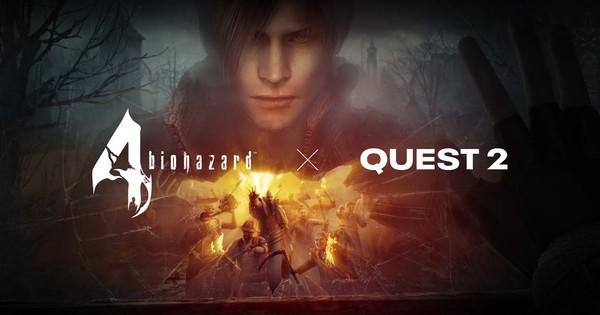 Resident Evil 4 VR Game's Video Reveals October 21 Launch