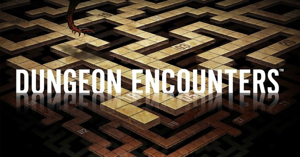 Square Enix Launches Dungeon Encounters RPG on October 14