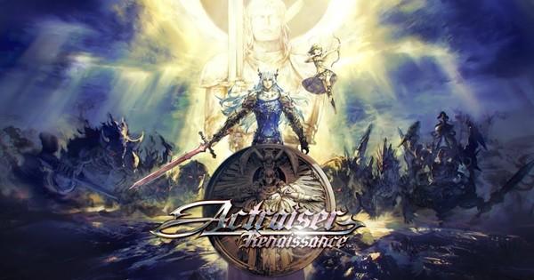 Square Enix Releases ActRaiser Renaissance Remaster of SNES Game